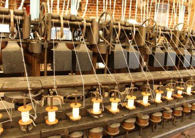 Belper North Mill Museum - Stop Press