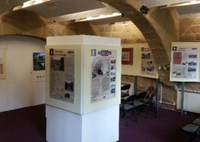 Belper North Mill Exhibitions