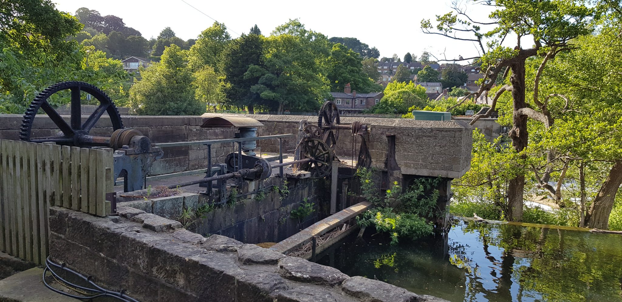 Belper North Mill - Heritage Walks