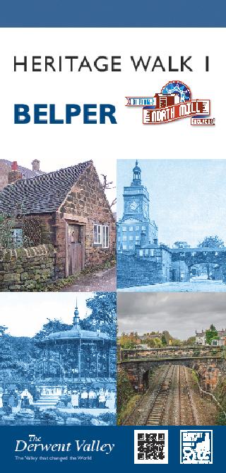 Belper Heritage Walk 1 Leaflet