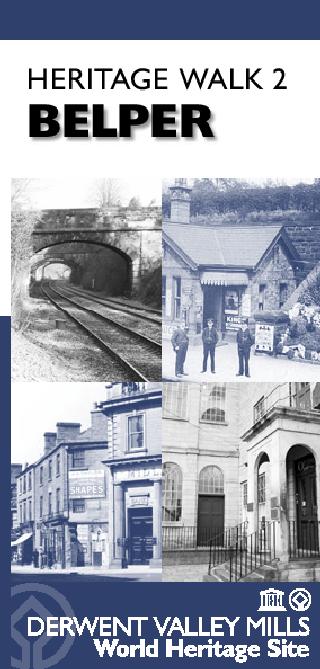 Belper North Mill Heritage Walk 2 Leaflet