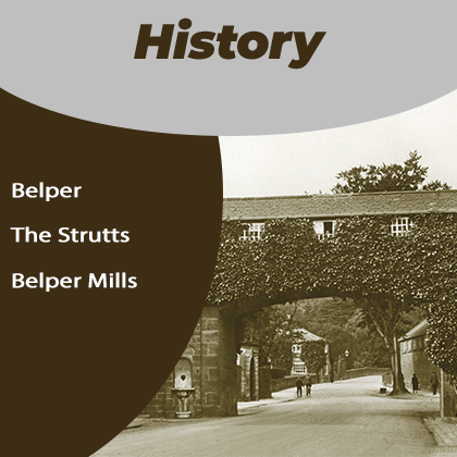 History of Belper and the Strutt's