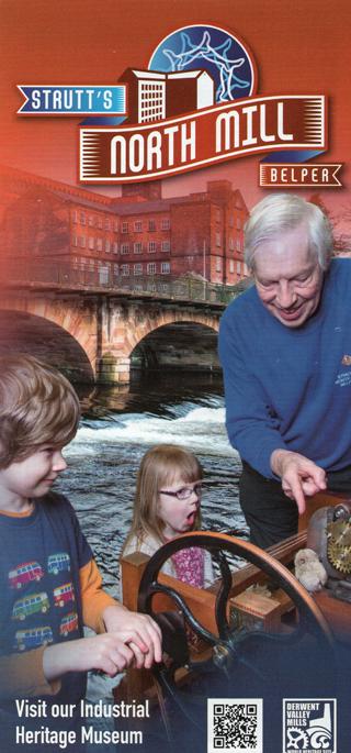 Belper North Mill Leaflet Image