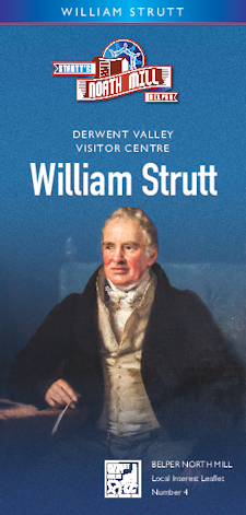 William Strutt Leaflet